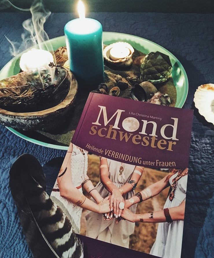 Buch Monschwester - Heilende Verbindung unter Frauen
