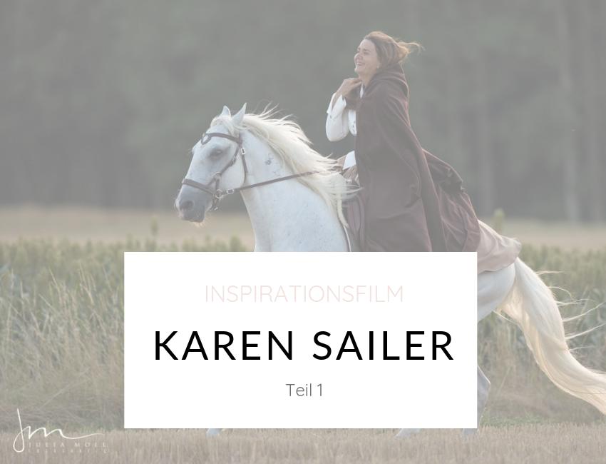 """""""Denke nach und werde reich"""" für Frauen: Karen Sailer Ibiza – Teil 1"""