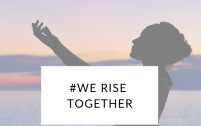 #we RISE together