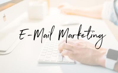 Cash auf Knopfdruck mit E-Mail Marketing